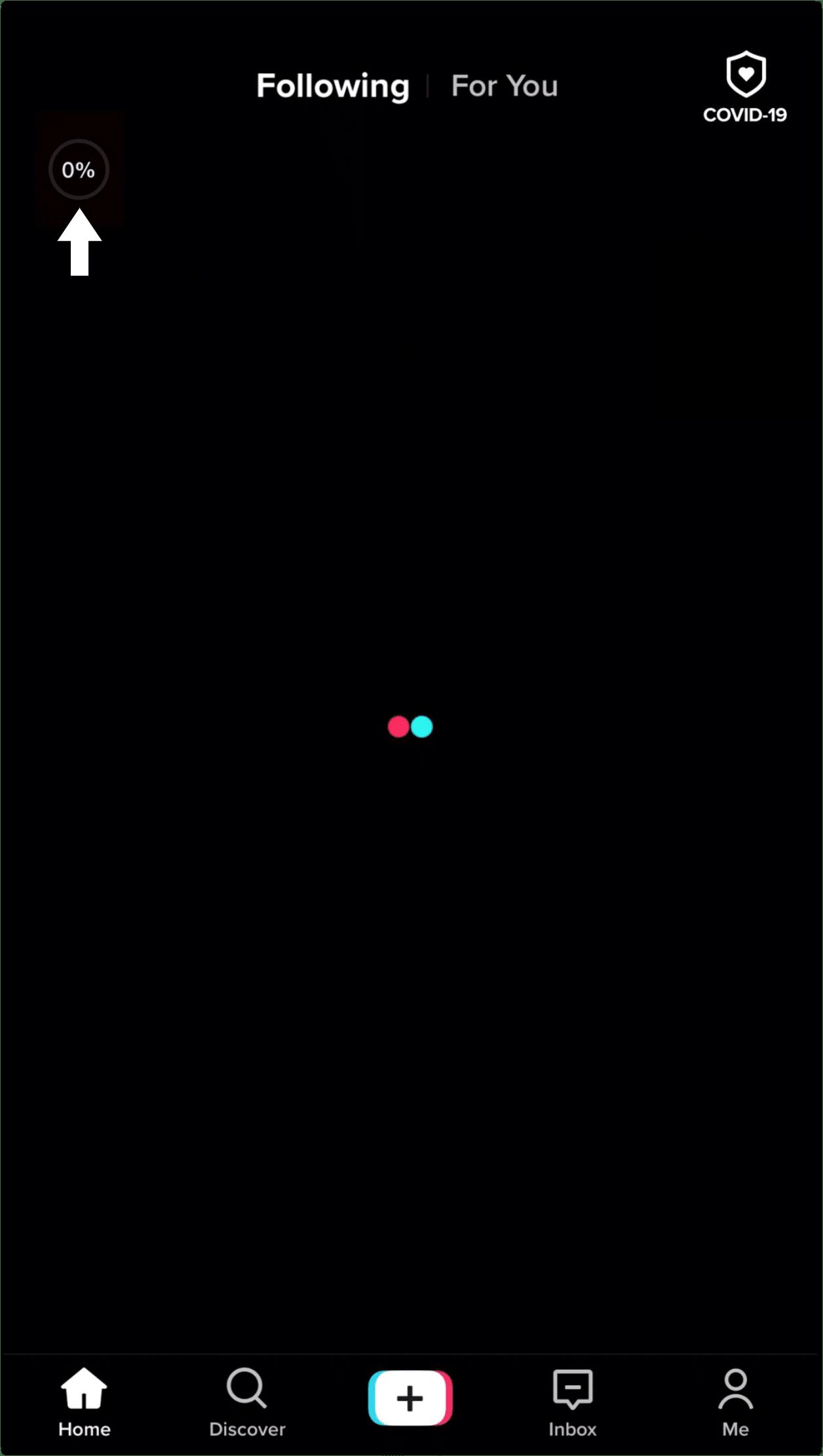 TikTok video not posting or uploading