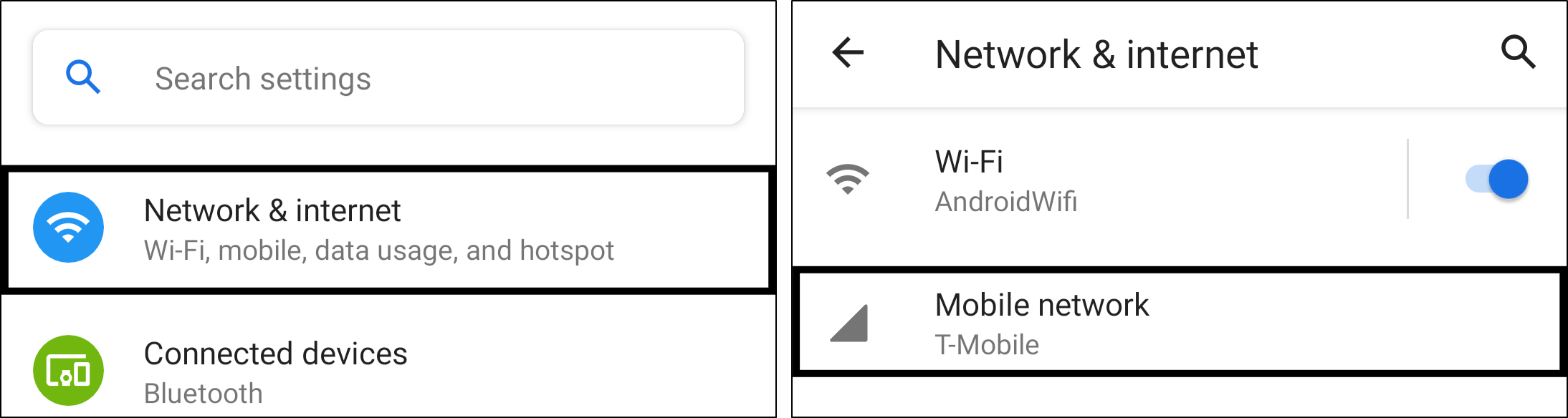 Change cellular data to 4g to fix Whatsapp calls not ringing on Android