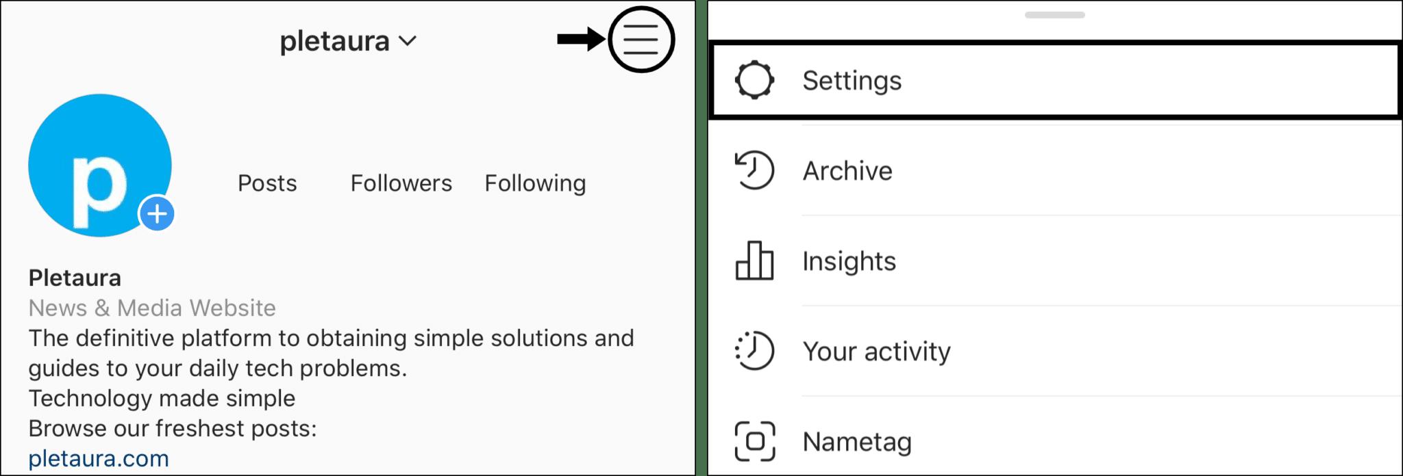 contact Instagram help to fix no sound on Instagram stories
