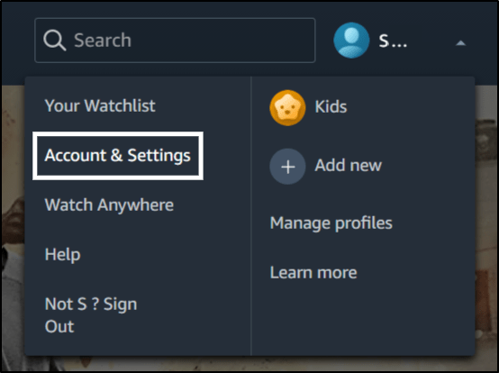 Changing the Size of Amazon Prime Video Subtitles on PC to fix subtitles too small