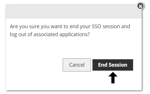 sign out and sign in to Blackboard to fix Blackboard sign on error